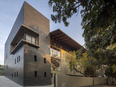 Black Bastion House from Spasm Design