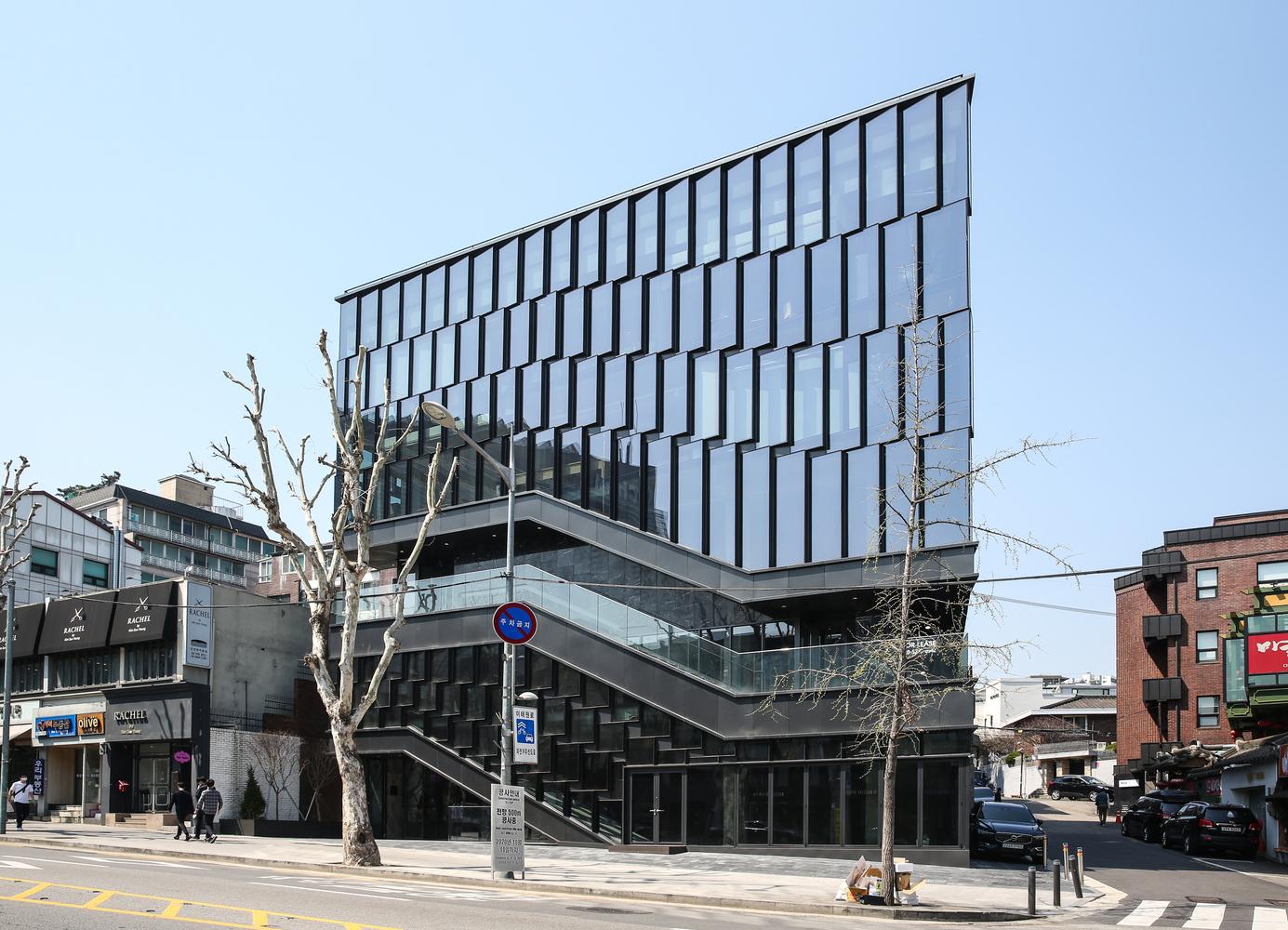 M Street Building