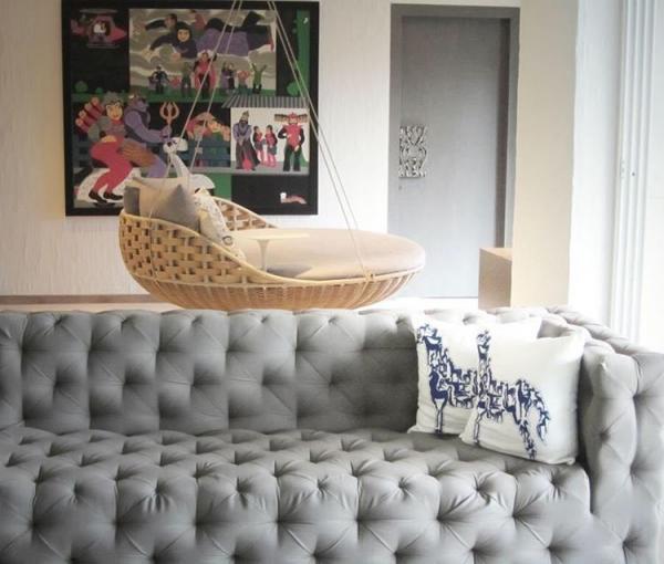 Interiors of celebrity homes
