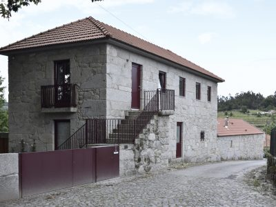 House in Airães