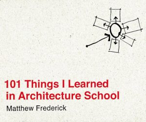 must have books for architects