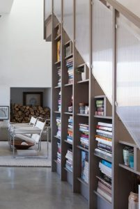 space under stairway design