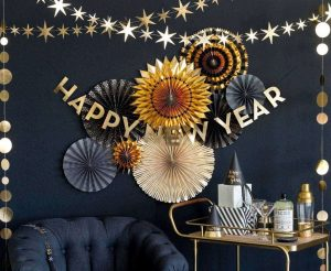 New Year's Decorations