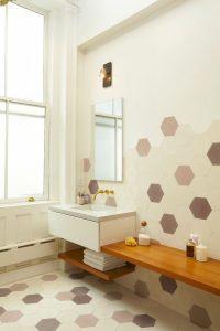 ideas for bathroom tile designs