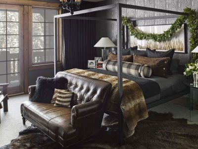 bedroom decor ideas for christmas