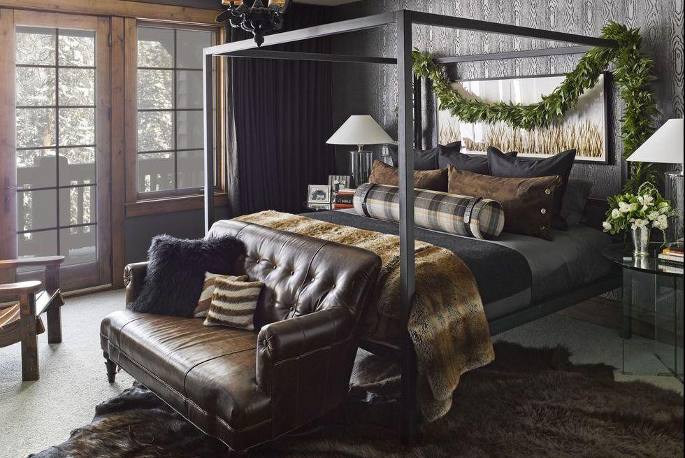 bedroom decor ideas for christmas