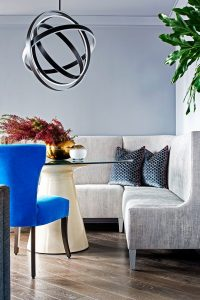 dining room banquet seating ideas