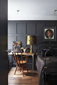 bedroom colours for small rooms