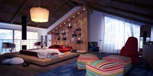 wood interior design ideas